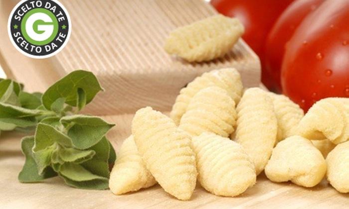 Antico Maniero - Antico Maniero: Menu tipico con pasta fresca e vino da 24 € (sconto fino a 73%)