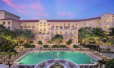 Spa Day with Resort Access for One or Two at Turnberry Isle Spa (Up to 38% Off). Three Options Available.