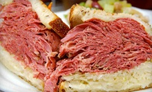$10 for $20 Worth of Classic Deli Food at D.Z. Akins