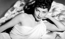 $7 for Visit for Two to Ava Gardner Museum ($14 Value)