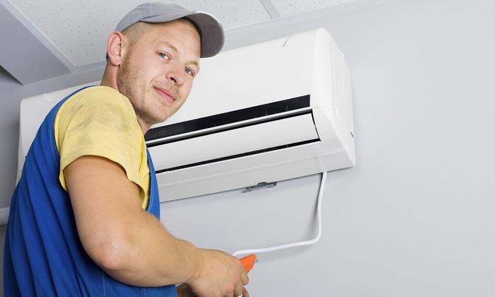 All Service Impianti di Climatizzazione - Novara: Check up del condizionatore per uno, 2 o 3 split da 24,99 €