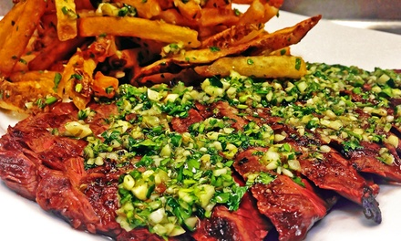 Upscale Latin American Cuisine for Two or Four at Crio Bar & Restaurant (Up to 46% Off)