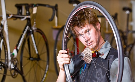 $45 for a Bicycle Tune-Up at Country Ski &amp; Sport ($90 Value)