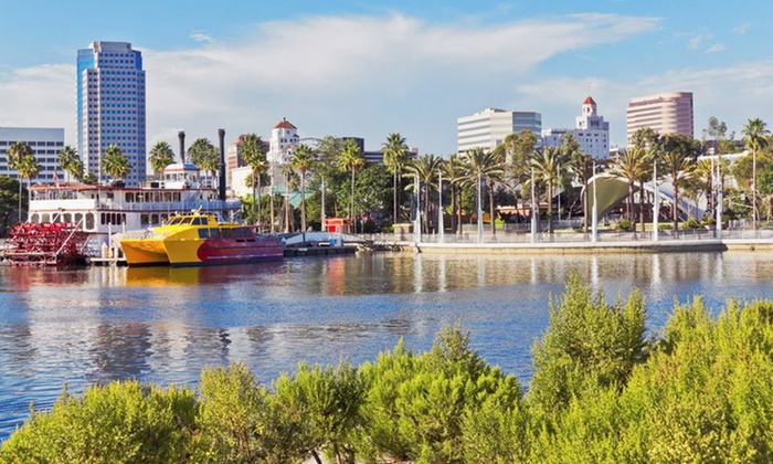 Posh Hilton In Long Beach Groupon