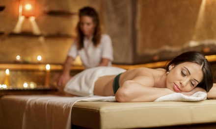 Up to 58% Off One Hour Full Body Massage at Hairworks Salon & Day Spa