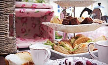 Traditional High Tea or Twilight Tea for Two or Four at The Crown and Crumpet Tea Room (Half Off)
