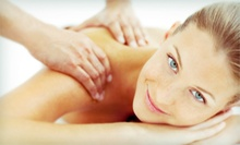 Massage Package at Bella Paloma Massotherapy (Up to 57% Off). Three Options Available.