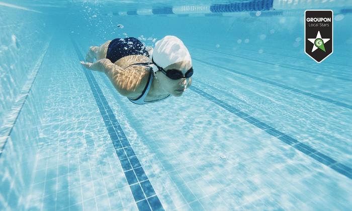 Rari Nantes Bogliasco - Bogliasco (GE): 15 o 30 ingressi in piscina con corsi a scelta (sconto fino a 85%)
