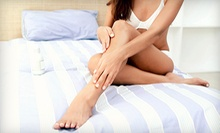 Laser Hair-Removal Treatments on a Small, Medium, or Large Area at Deldor Day Spa and Salon (Up to 89% Off)
