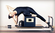 5 or 10 Pilates Mat Classes or 3 or 5 Pilates Reformer Classes at The Swan Studio (Up to 63% Off)