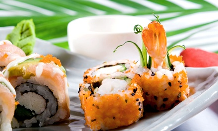 $12 for $20 Worth of Sushi and Japanese Food at Koko Japanese Grill (40% Off)