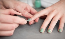 Nail Services at Salon Brands (Up to 64% Off). Three Options Available