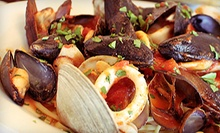 Italian Meal for Two or Four or $15 for $30 Worth of Italian Food at Frank's Pizza &amp; Restaurant