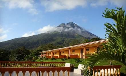 Groupon Deal: 3-, 4-, 5-, or 7-Night Stay for Two at Los Lagos Hotel Spa & Resort in Costa Rica. Combine Up to 14 Nights.