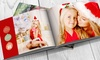 Deals on Printerpix 20-Page 8x6-inch Custom Hardcover Photo Book