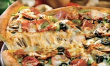 $14 for Extra-Large Specialty Pizza or Pizza with Up to Five Toppings and a 2-Liter Soda (Up to $27.89 Value)