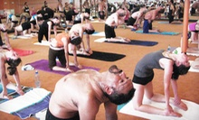 $24 for One Month of Unlimited Yoga Classes at Bikram Yoga North Texas ($49 Value)