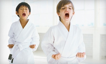 Eight Karate Classes with Uniform or Four Classes at America&#x27;s Ultimate Universal System of Martial Arts (Up to 88% Off)