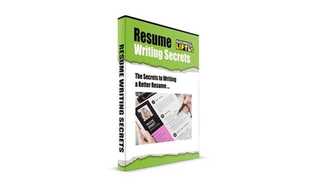 Resume writing daily deal