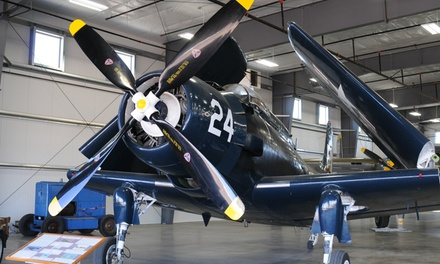 Admission for Two or Four to the Erickson Aircraft Collection ( 44% Off)