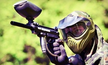 Beginner Ninja or Intermediate Basic-Training Paintball Package One, Two, or Five at Paintball USA (Up to 70% Off)