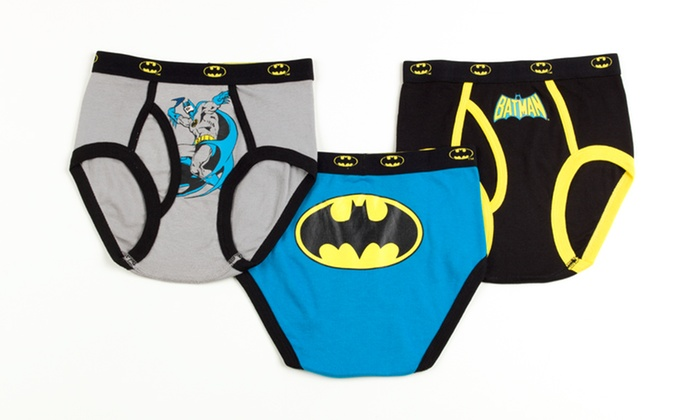 Superman undies wedding