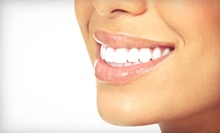 One 60-Minute Deluxe Teeth-Whitening Session or One Year of Teeth Whitening at UltraWhite Clinic (Up to 55% Off)