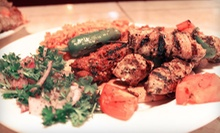 Steak-House and Turkish Cuisine for Two or Four at Atilla's Turkish Cuisine Steak and Salad (Up to 53% Off)