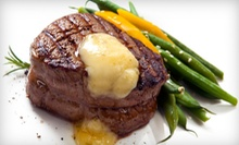 Steak-House Dinner for Four or Two with Appetizers and Entrees or $10 for $20 Worth of Lunch at Steak Street