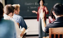 One or Three Weeks of English as a Second Language Classes at Milestone Institute (Up to 67% Off)