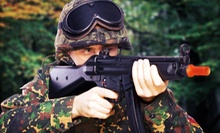 $60 for Zombie-Survival Training for Two on June 2, July 28, or August 25 at Tac City Airsoft ($150 Value)