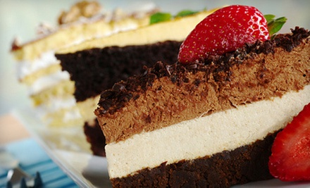 $20 for $40 Worth of Baked Goods at Rico Bakery & Café
