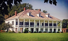 Sugar-Cane Plantation Tour for Two or Four at St. Joseph Plantation (Up to 52% Off)