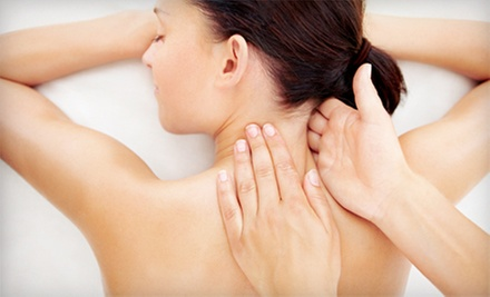 60- or 90-Minute Massage with Neuromuscular Therapy and Posture Analysis at North Shore Massage &amp; Bodywork (60% Off)