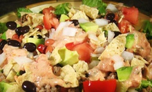 Healthful Cuisine at Toned Bones - Active Lifestyle Eatery (Half Off). Two Options Available.