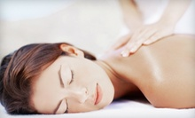Relaxation, Deep-Tissue, and Foot Massages at Grace Therapeutic Massage (Up to 54% Off). Three Options Available.