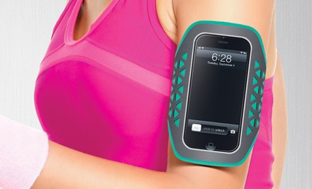Stride Sport Armband with Storage Pocket for iPhone or iPod Touch. Multiple Colors Available. Free Returns.