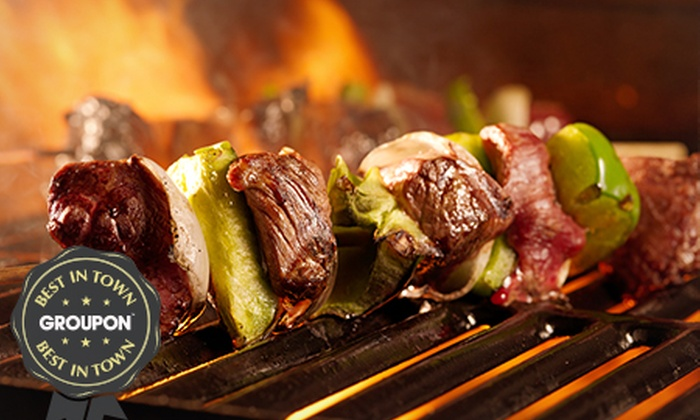 Rodizio Rico Birmingham - Birmingham: All-You-Can-Eat Brazilian Grill With Cocktail for £18 at Rodizio Rico (Up to 42% Off)