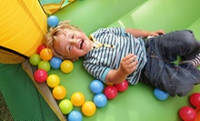 Open-Play Visits or a Birthday Party at Fun Play USA (Up to 63% Off). Four Options Available.