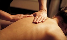 One-Hour Massage with Consultation or Chiropractic Exam at Brackney Chiropractic Health Centers (Up to 80% Off)