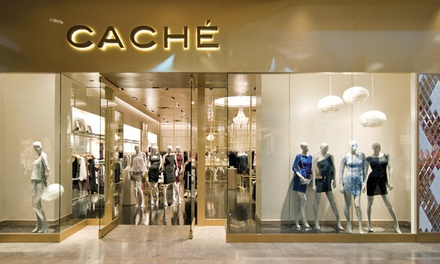 Women's Apparel and Accessories from Caché (50% Off)