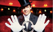 Magic Show for Two or Four at South Street Magic (Up to 58% Off)
