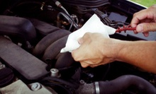 $15 for Oil Change and Tire Rotation at E F Tire and Auto Repair ($40.45 Value)