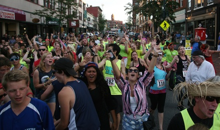 $35 for Registration to The Dance Mile on Randolph Street on Saturday, May 31 ($45 Value)