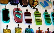 Fun Fused Glass Class for Up to Two, Four, or Eight at The Studio of Deenie Pacik (Up to 59% Off)