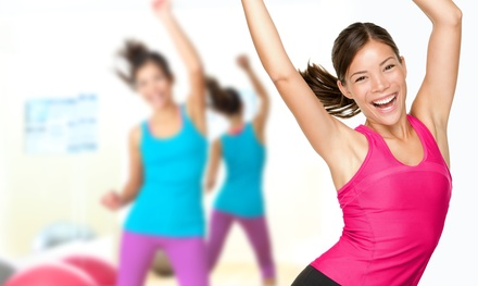 10 or 20 Latin Jam Fitness Classes at Shape It Fitness (Up to 80% Off)