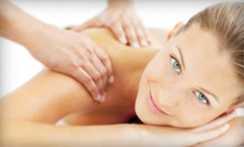 60-Minute Massage or Express Facial with Cooling Mask and Reflexology Massage at CH Wellness (Up to 55% Off)