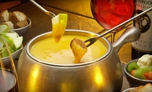 Fondue and Steakhouse Cuisine SundayFriday at The Melting Pot (Half Off). Two Options Available.
