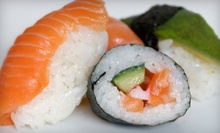 $10 for $20 Worth of Japanese Cuisine at Mt. Fuji Sushi Bar & Japanese Cuisine in Sandy