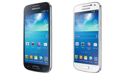 Samsung Galaxy S4 Mini recondicionado disponível em branco ou preto por 149€